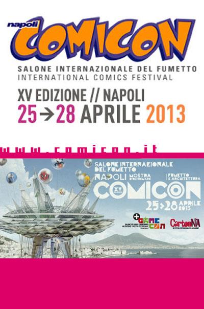 Annunci Novita' Star Comics A Napoli Comicon 2013