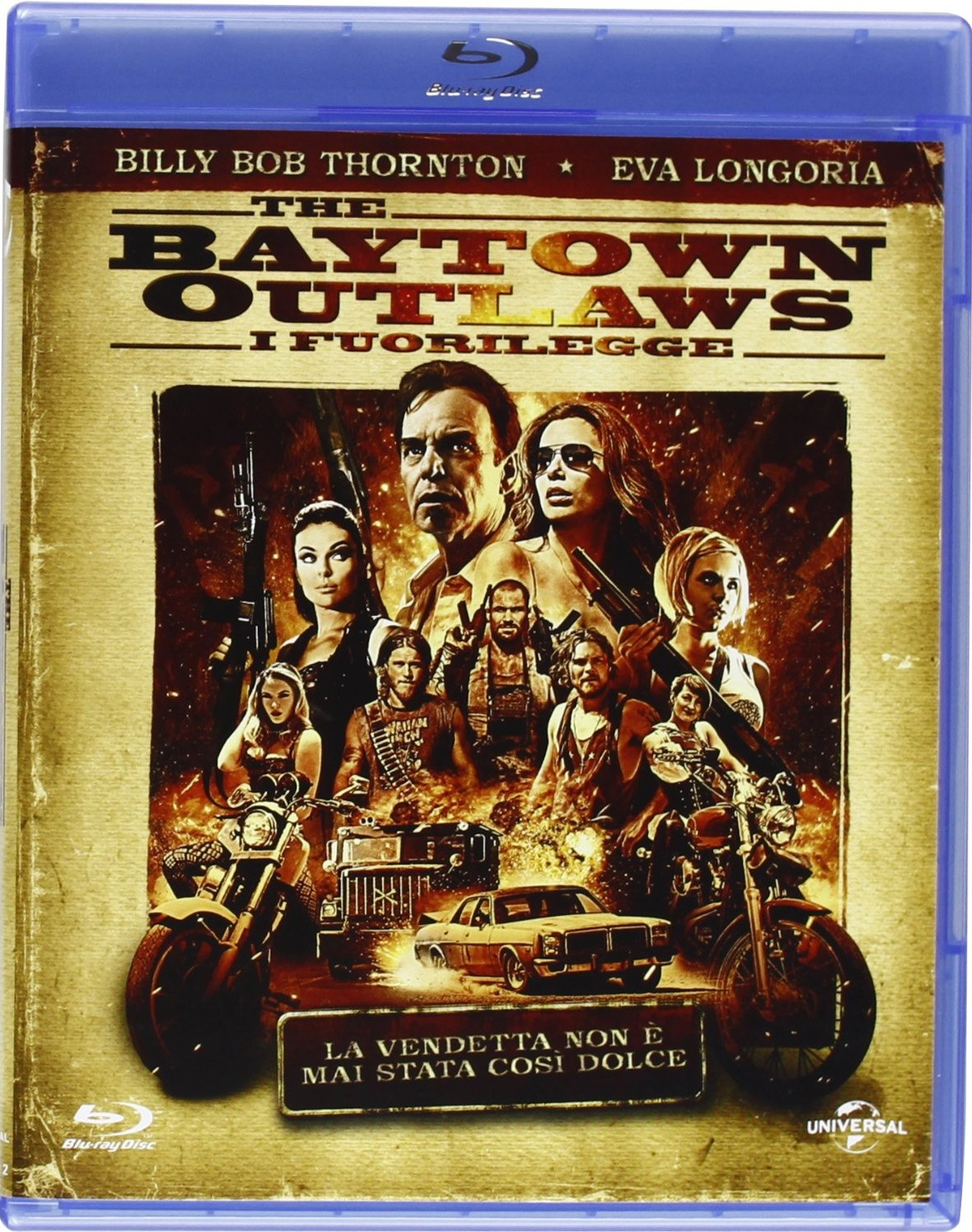 bytown outlaws fuorilegge blu-ray
