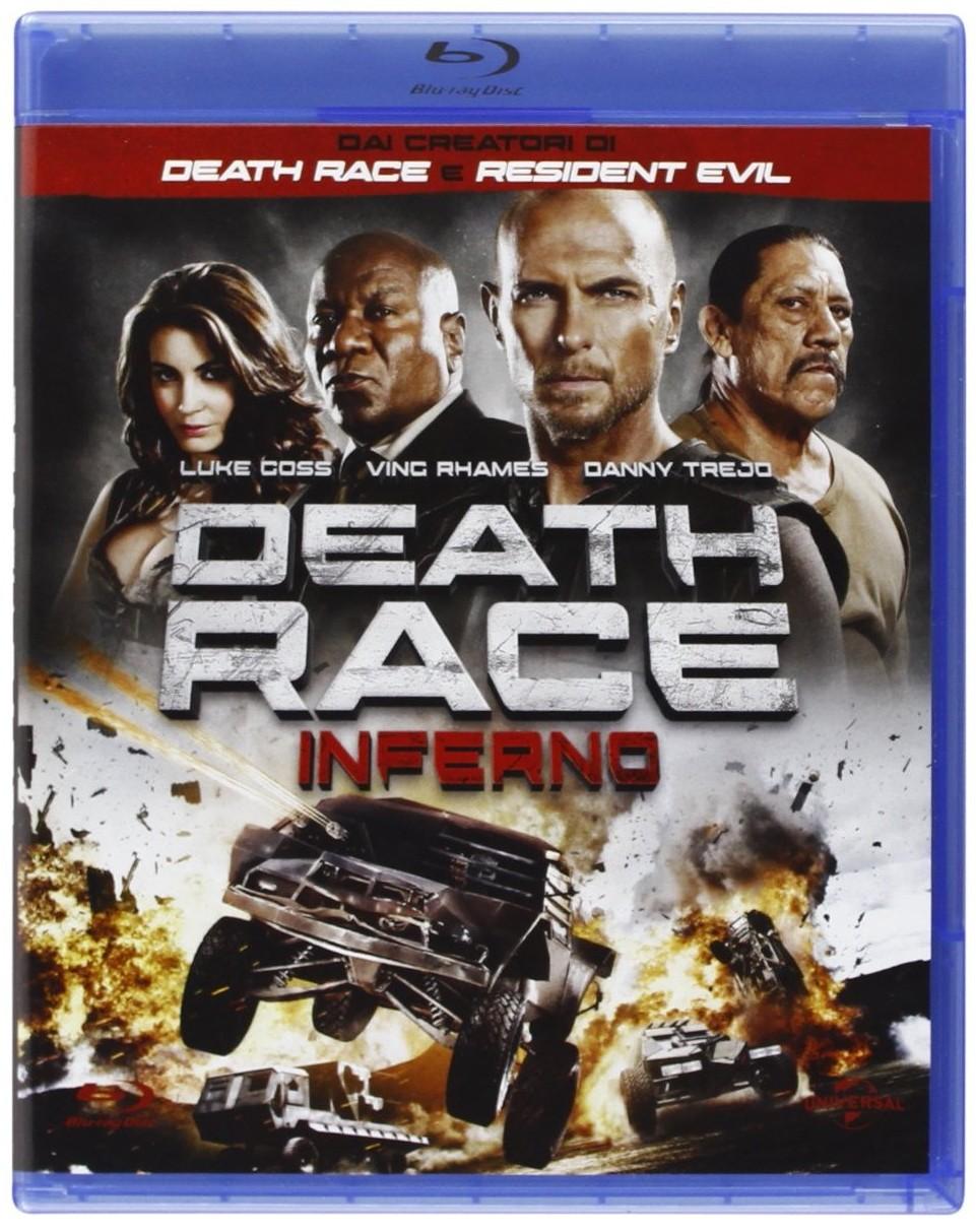 Death Race inferno blu-ray