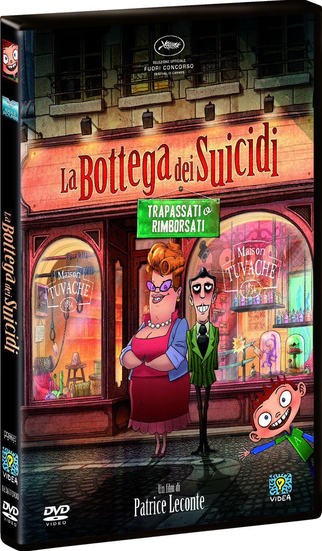 Bottega dei suicidi dvd